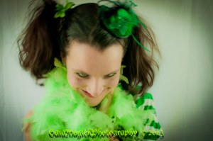 comox valley boudoir photography, glamour photography, St Patricks day
