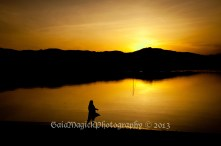 Gaia Magick Photography, Comox Valley, Glamour, sunset, beach, Candice Kennedy