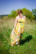 Gaia Magick Photography, Comox Valley, Boho earth goddess, glamour portraits, girl in the grass, Mallory Malloy