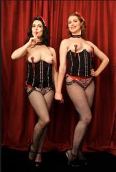 Gaia Magick Photography, Comox Valley, Burlesque, what to wear