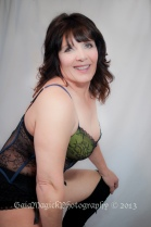 Gaia Magick Photography, Comox Valley, Boudoir portraits, Barb G, Chrystal Rossler