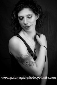 Gaia Magick Photography, Comox Valley, Hollywood Film Noir, Glamour, Chrystal Rossler, Chris Marrs