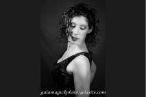 Gaia Magick Photography, Comox Valley, Hollywood Film Noir, Glamour, Chrystal Rossler, Chris Marrs
