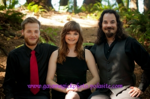 Gaia Magick Photography, Comox Valley, Family portraits, Chrystal Rossler