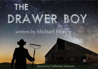 The Drawer Boy, Courtenay Little Theatre, Volunteer opportunity, Comox Valley Theatre, Comox Valley performing arts, Accessible art